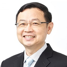 Mr Tong Yew Heng